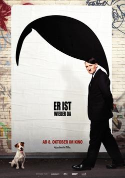 ER IST WIEDER DA - Erste Kino-Teaser sind online