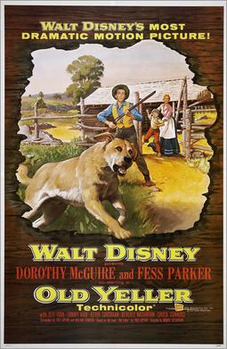 old_yeller_poster
