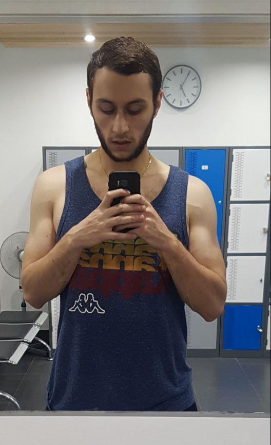 gymselfie
